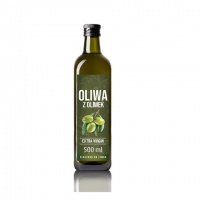 Oliwa z oliwek 500 ml EXTRA VIRGIN